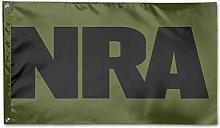 Bandiera da Giardino,NRA National Rifle