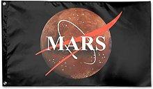 Bandiera da Giardino,Occupy Mars Outdoor Flag Home