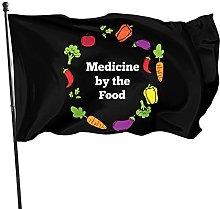 Bandiera da giardino per alimenti biologici