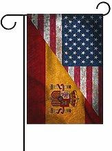 Bandiera da giardino per esterni, decorazione per