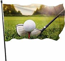 Bandiera da giardino per golfisti Bandiera da