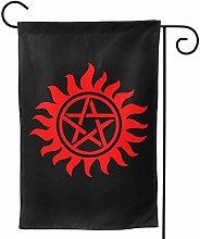 Bandiera da Giardino,Simbolo Soprannaturale