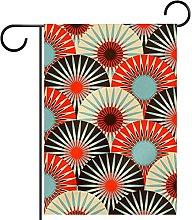 Bandiera da giardino Stampa fronte-retro