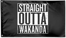 Bandiera da Giardino,Straight Outta Wakanda