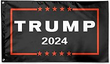 Bandiera da Giardino,Trump 2024 Bandiere per