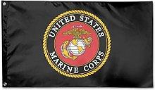 Bandiera da Giardino,USMC Marine Corps Logo