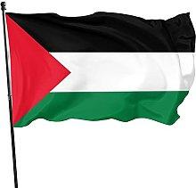 Bandiera del giardino Bandiera della Palestina