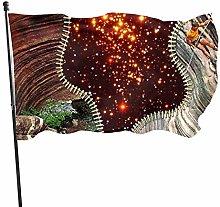 Bandiera del giardino cantiere bandiera
