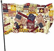 Bandiera del giardino Cantiere Bandiera Esterna