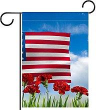 Bandiera del giardino,decorazione esterna della