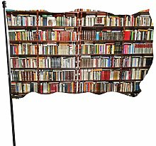 Bandiera del giardino librerie bandiere di