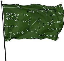 Bandiera del giardino matematica bandiere di