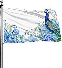 Bandiera dell'acquerello 4x6 Ft Banner