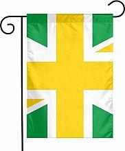 Bandiera della Giamaica da giardino per interni ed