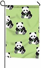 Bandiera, Design Panda di bambù, Bandiera