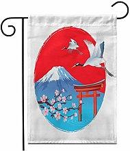 Bandiera Giardino 12,5 'x 18' Giapponese