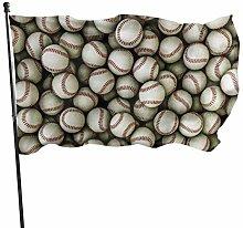 Bandiera sportiva da baseball 3x5 Ft Banner