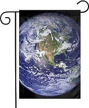 Bandiere da giardino della terra per interni ed