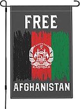 Bandiere da giardino in Afghanistan, bandiere per