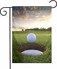Bandiere da giardino per campi da golf per interni