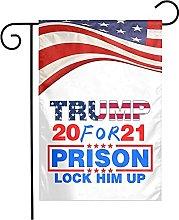 Bandiere da giardino Trump for Prison 2021