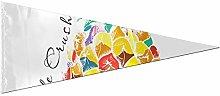 Bandiere decorate Immagine poster Ananas Frutta