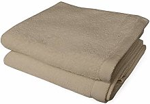 Banzaii 2 Asciugamani 60 x 100 cm Noce