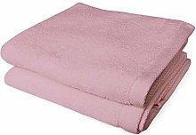Banzaii 2 Asciugamani 60 x 100 cm Rosa