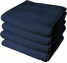 Banzaii 4 Asciugamani 60 x 100 cm Blu