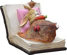 Baoblaze 1 Confezione di Ornamenti per Conigli per