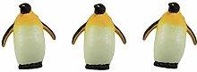 Baoblaze Ornamenti di Figurine di Pinguino in