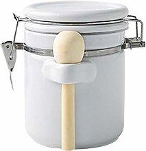 Barattoli Sale Zucchero caffè Ceramica con