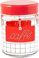 Barattolo 800cc caffe' cucina ross4813
