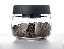 Barattolo di caffè Chicchi di caffè Bottiglie di