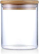 Barattolo di vetro per caffè e zucchero - ZDZDZ