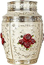Barattolo Latta del Tè Vintage Contenitore per
