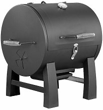 Barbecue a carbone Piggy portatile colore nero