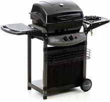 barbecue a gas 'piu saporillo' g20513 con