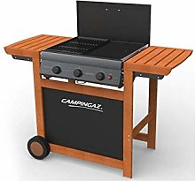Barbecue A Gas Adelaide Woody 3 CAMPINGAZ Dual Gas