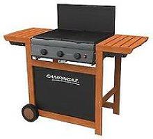 Barbecue a gas adelaide woody 3 con bruciatori