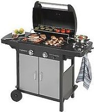 Barbecue a gas campingaz 2 series classic exs