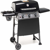 Barbecue A Gas Gpl 3 Fuochi 13,1kw Con Fornello