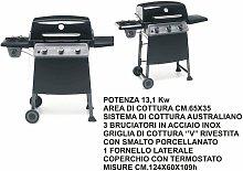 Barbecue Diablo X