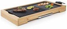 Barbecue Elettrico Grill in Legno Bambu' XL da