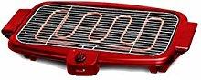 Barbecue elettrico modello bqs800 rosso