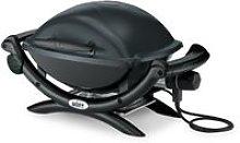 Barbecue Elettrico Q 2400 Dark Grey Cod. 55020053