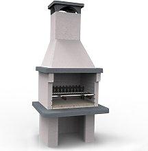 Barbecue in refrattario - Mod. CASALE - Edilmark