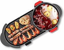 Barbecue Portatile,Grill Elettrico per
