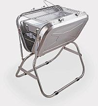 Barbecue portatile valigetta pieghevole griglia