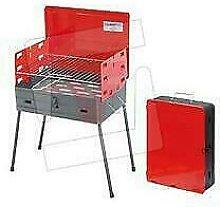 Barbecue richiudibile in valigetta happy cm